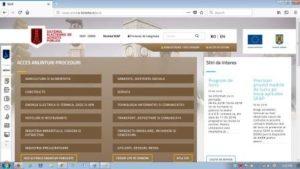 SICAP noul site de achizitii publice