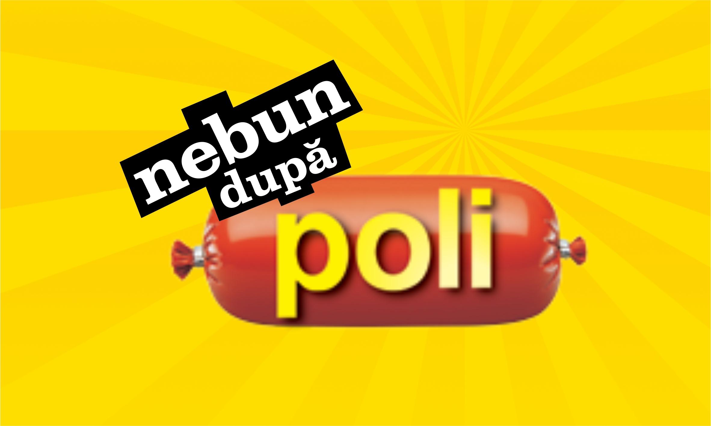 Publicitate pe PRO TV pentru Poli